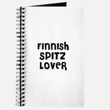 FINNISH SPITZ LOVER Journal