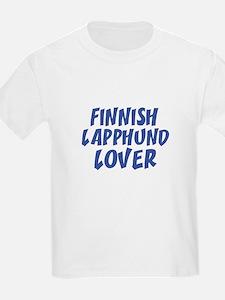 FINNISH LAPPHUND LOVER Kids T-Shirt