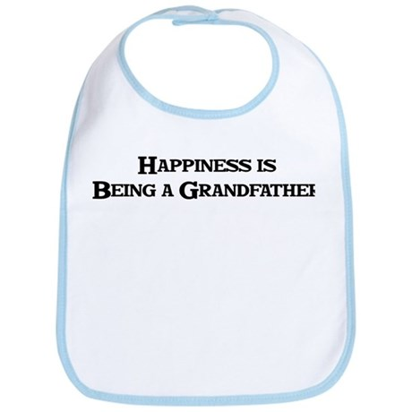 Happiness: Grandfather Bib