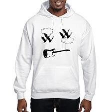 Air Guitar Hoodie