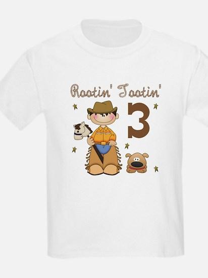 Cowboy 3 T-Shirt