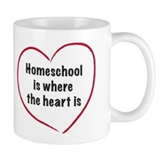 Homeschool Heart Mug