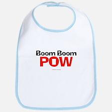 Boom Boom Pow - TuneTitles Bib