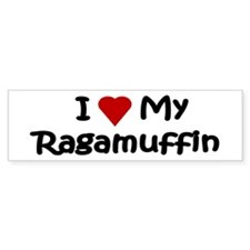 Ragamuffin Bumper Bumper Sticker