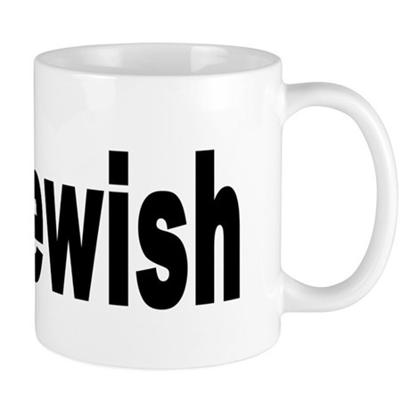 I Love Jewish Mug
