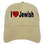 I Love Jewish Cap
