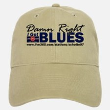Damn Right I Got Blues Baseball Baseball Cap