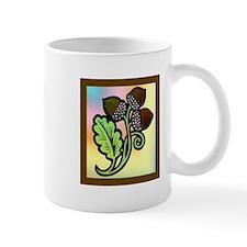 Cute Acorn Mug
