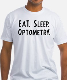 Eat, Sleep, Optometry Shirt