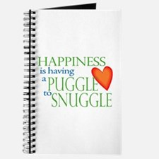Snuggle Puggles Journal