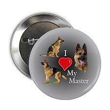 I love My Master Button