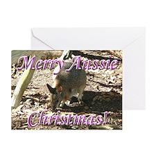 Australian Christmas Greeting Cards (Pk of 20)
