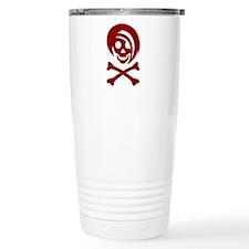 Li'l Spice Girlie Skull Travel Coffee Mug
