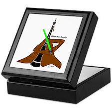 Oboe Wan Kenobi Keepsake Box