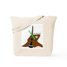 Oboe Wan Kenobi Tote Bag