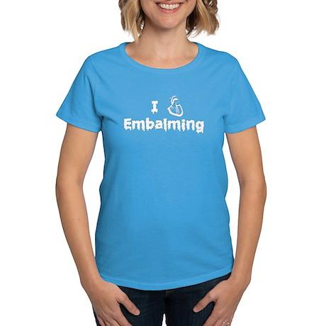 Embalming Women's Dark T-Shirt