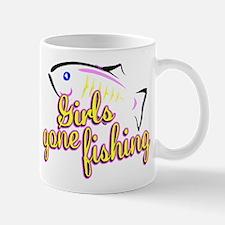Girls Gone Fishing Mug