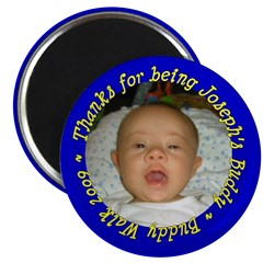 "Team Joseph 2.25"" Magnet (10 pack)"