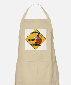 Amateur Hockey BBQ Apron