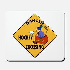 Amateur Hockey Mousepad