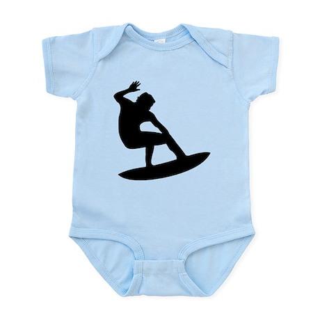 Surfing - Surfer Infant Bodysuit