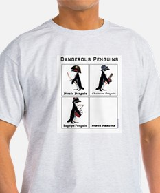 Dangerous Penguins T-Shirt
