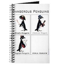 Dangerous Penguins Journal
