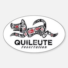 Quileute Reservation Decal