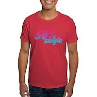 50% Single Dark T-Shirt