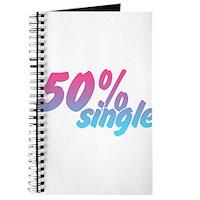 50% Single Journal