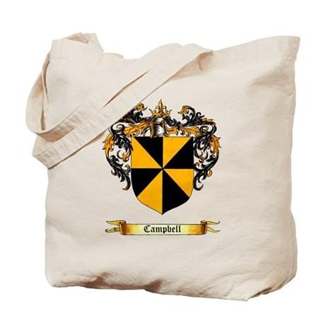 Campbell Shield Tote Bag
