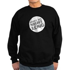 """Party All Night Long"" Jumper Sweater"