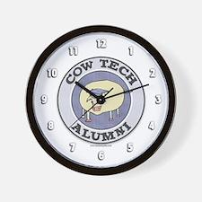 Cow Tech...Wall Clock
