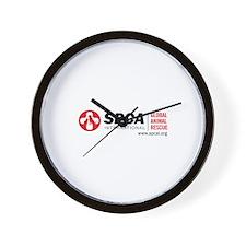 SPCA International Wall Clock