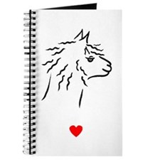 Alpaca Heart Journal