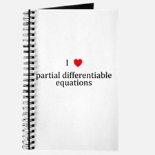 I Heart partial differentiable equations Journal