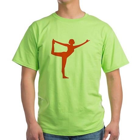 Yoga Green T-Shirt