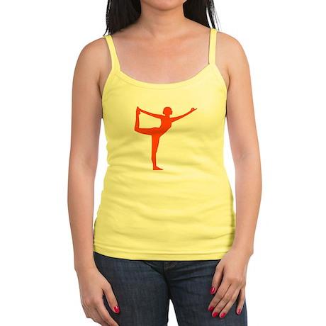 Yoga Jr. Spaghetti Tank
