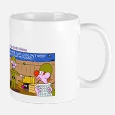 Cute Funny military Mug