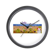 Unique War and military comics Wall Clock