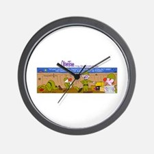 Cute Soldier Wall Clock