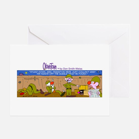 Military Greeting Card