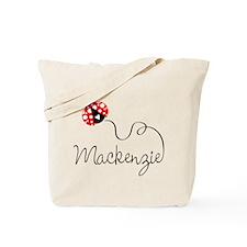 Ladybug Mackenzie Tote Bag