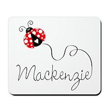 Ladybug Mackenzie Mousepad