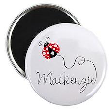 Ladybug Mackenzie Magnet