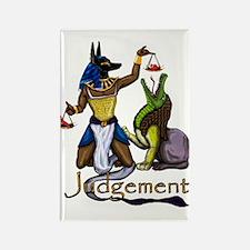 Judgement Rectangle Magnet