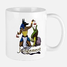 Judgement Mug