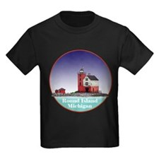 The Round Island Lighthouse T