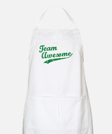 Team Awesome BBQ Apron