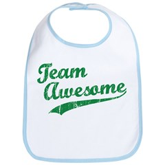 Team Awesome Bib